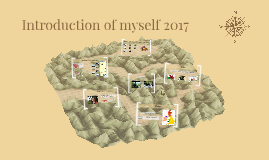 Introduction of myself 2017