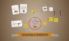Copy of GASTOS A CRÉDITO