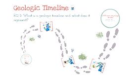 Copy of Geologic Timeline