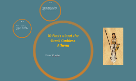 10 Facts about the Greek Goddess Athena