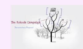 Copy of The Kokoda Track Campaign