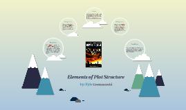 Elements of Plot Structure