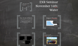 11-14 Water Discussion