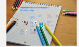Interactive Student Notebooks: