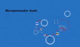 Mircroprocesador  486