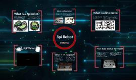 3pi Robot