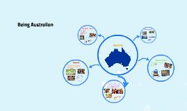Copy of Being Australian