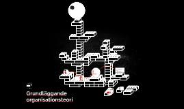 Grundläggande organisationsteori