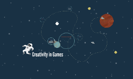 Creativity in Games