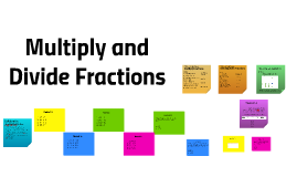Copy of Multiply and Divide Fractions