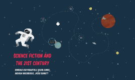 How is the literary genre science fiction defined, and why i