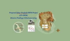 Brainstorming for Uttar Pradesh SWM Project