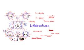 La Mode en France