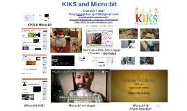 KIKS and Micro:bit
