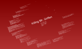Copy of killing of mr griffin