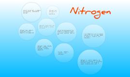 Copy of Nitrogen