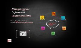 Copy of Il linguaggio e