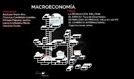 MACROECONOMÍA.