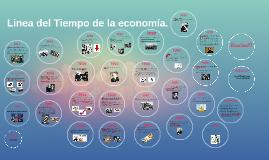 Linea del Tiempo de la economía.