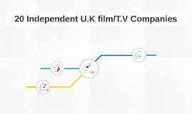 30 Independent U.K Companies