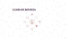 CLUB DE REVISTA