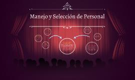 Manejo y Selección de Personal