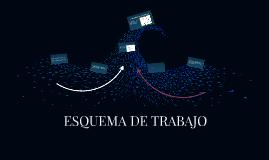 ESQUEMA DE TRABAJO