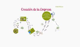 Copy of Creacion de Empresas