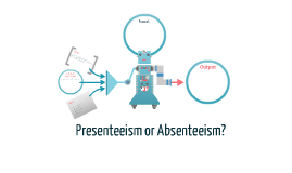 Is Presenteeism now a greater issue for Employers than Absenteeism