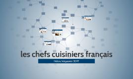 les cuisiniers français