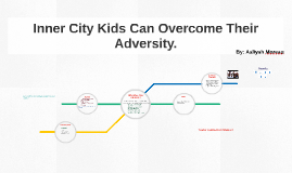 Inner City Kids Can Overcome Their Adversity.