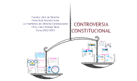 Controversia Constitucional