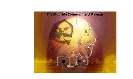 Mouride Community