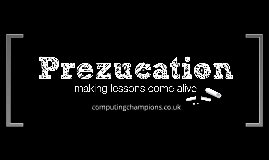 Introduction to Prezucation