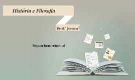 Acordo pedagógico - História e Filosofia - EFII