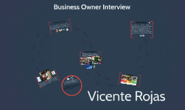 Business Owner Interview