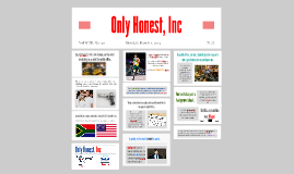 Only Honest, Inc