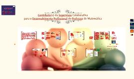 Copy of Contributo(s) da Supervisão Colaborativa para o Desenvolvime