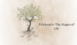 Erickson's: The Stages of Life