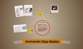 Copy of Animación Stop Motion