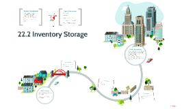 22.2 Inventory Storage