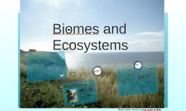 1.2 Ecosystems