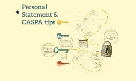 Personal Statement & CASPA tips by Brooke Rayokovich on Prezi