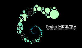 Project MKULTRA