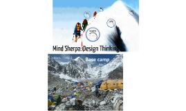 Mind Sherpa, Design Thinking: Amazon Alexa Skill