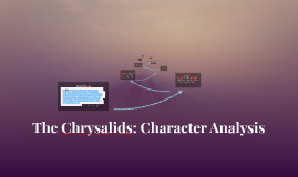 Copy of The Chrysalids: Character Analysis (Relations to David Storm)