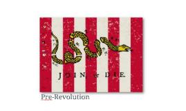 Pre-Revolution Review