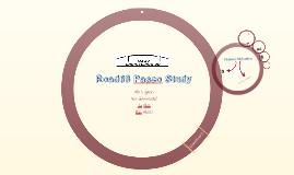 Road68 Pasco Study