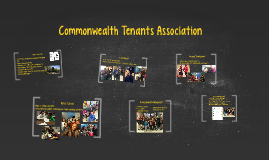 Commonwealth Tenants Association