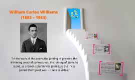 Willicam Carlos Williams
